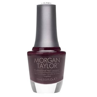 well spent - morgan taylor - nail polish