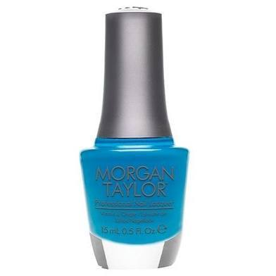 west coast cool - morgan taylor - nail polish