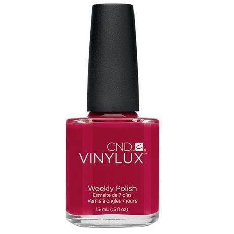 wildfire vinylux - cnd - nail polish