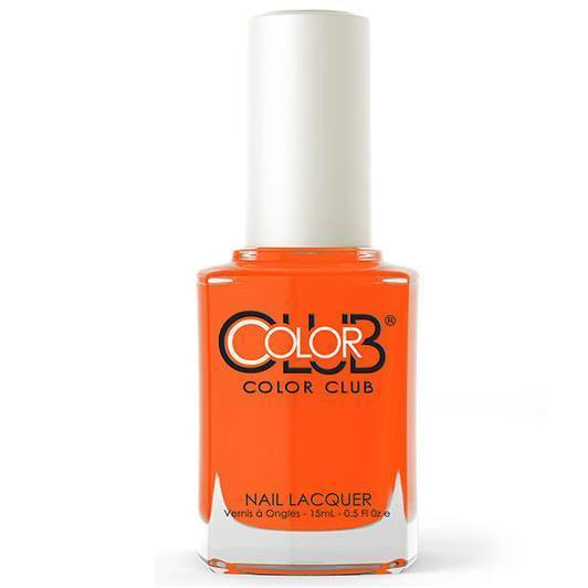 with the cabana boy - color club - nail polish