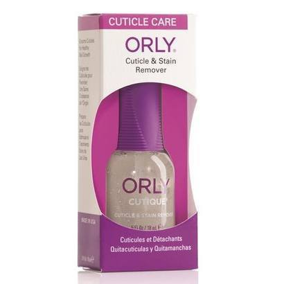 cutique cuticle and stain remover - orly - nails