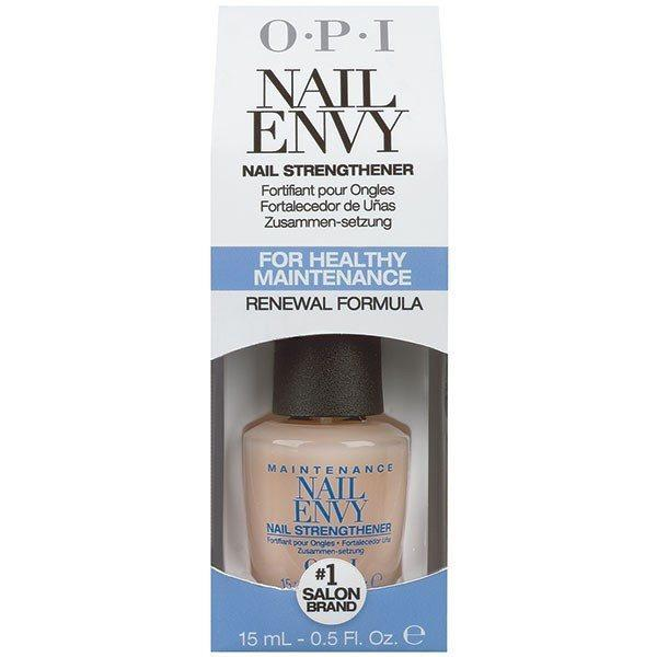 Nail Envy Vs Nail Tek: Nail Envy Nail Strengthener For Healthy Maintenance By OPI