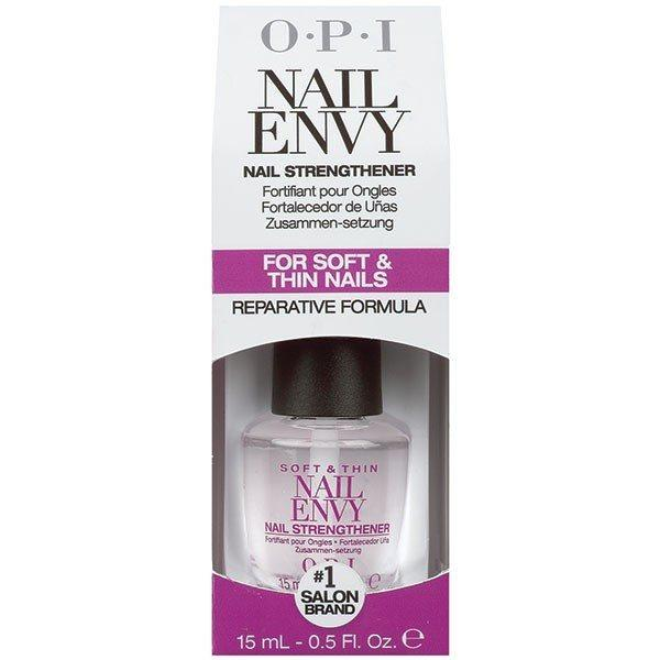 Nail Envy Vs Nail Tek: Nail Envy Nail Strengthener For Soft And Thin Nails By OPI