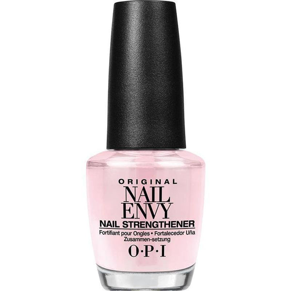 nail envy strengthener pink to envy - opi - nails