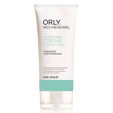 rich renewal paradise creme - orly - nails