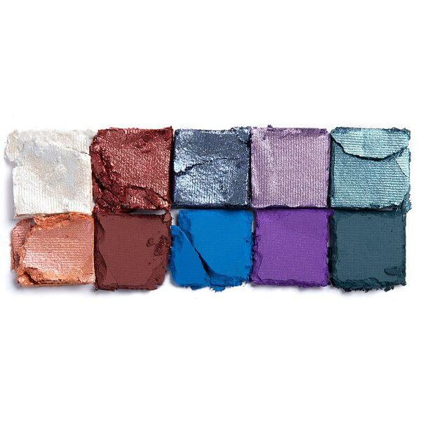 NYX Midnight Chaos Shadow Palette  2