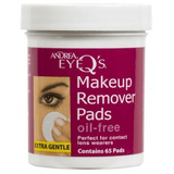 Eye Q's Oil Free Eye Makeup Remover Pads