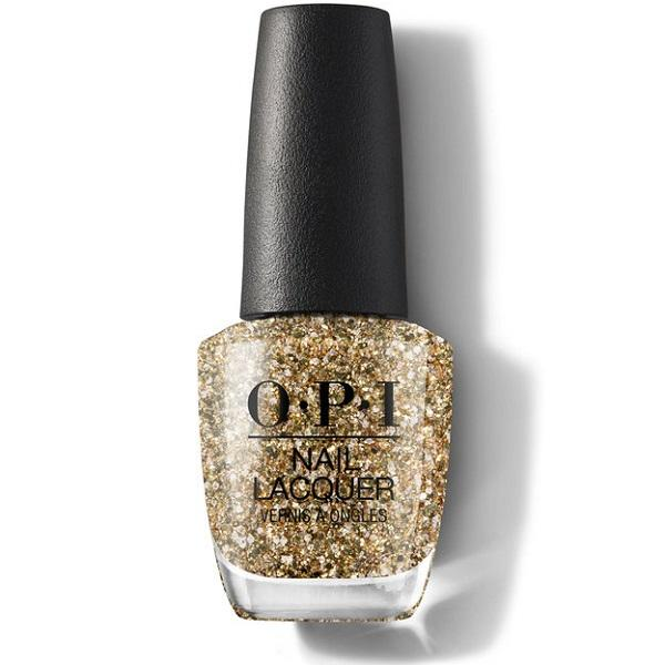 OPI Gold Key to the Kingdom