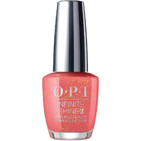 OPI Infinite Shine Mural Mural on the Wall Nail Polish