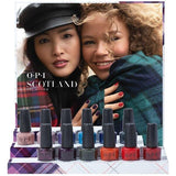 OPI Scotland Collection - Fall 2019