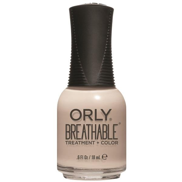 ORLY BREATHABLE Almond Milk Nail Polish