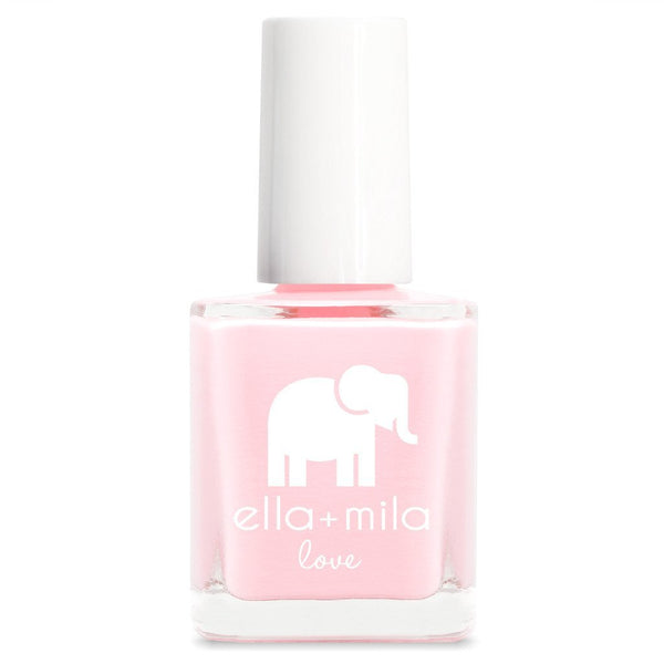 pink me up - ella mila - nail polish