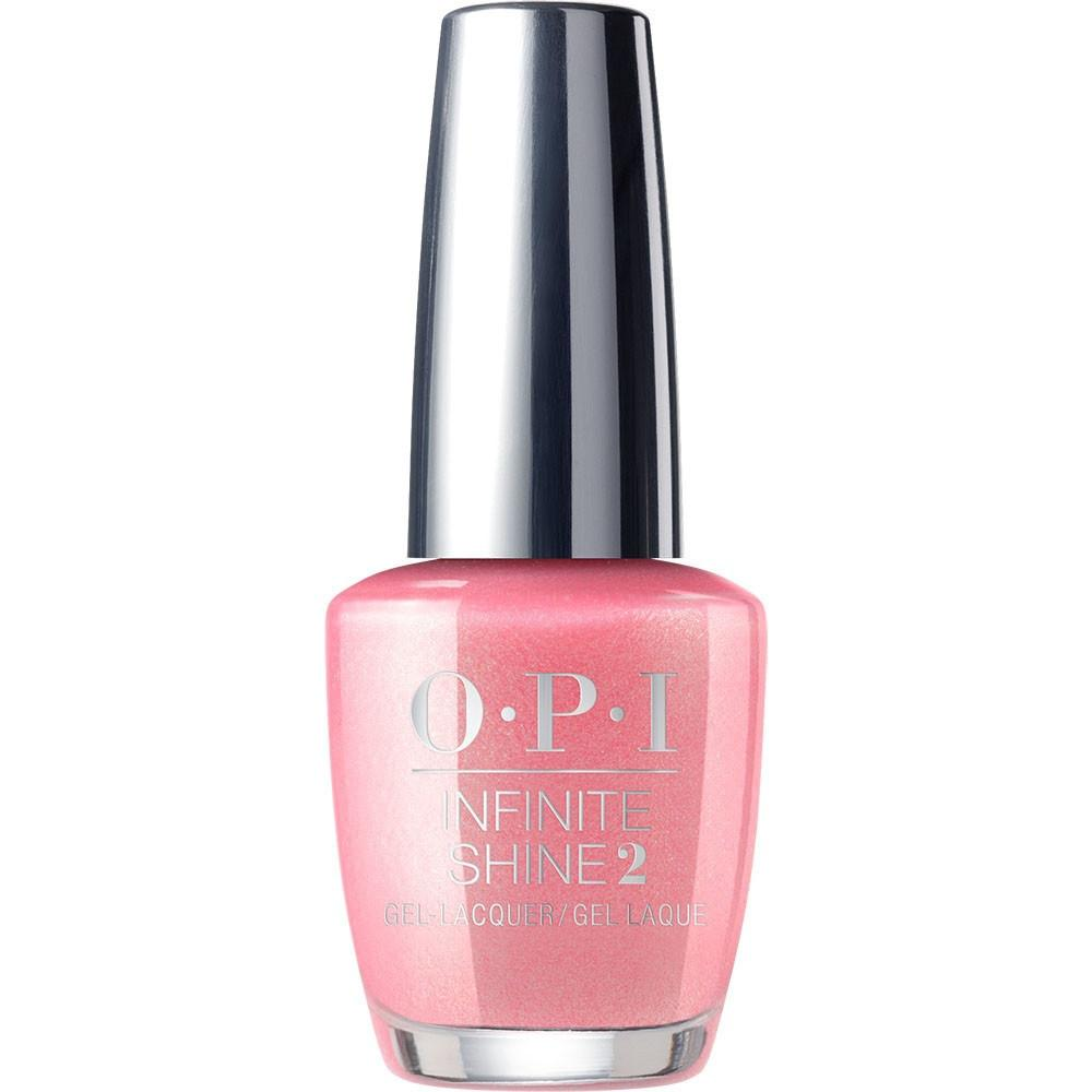 Princesses Rule! - opi infinite shine - nail lacquer