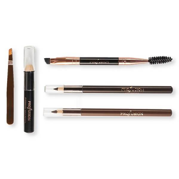 Profusion Cosmetics Define Brows - The Artistry Brow Palette
