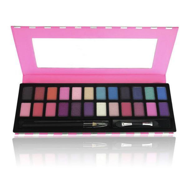 profusion cosmetics neon brights 6872 pink_open