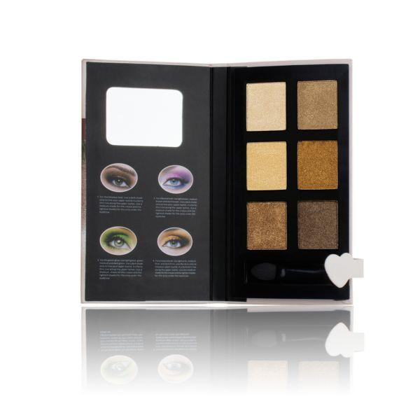 profusion cosmetics runway glamour palette silver cafe_1_1