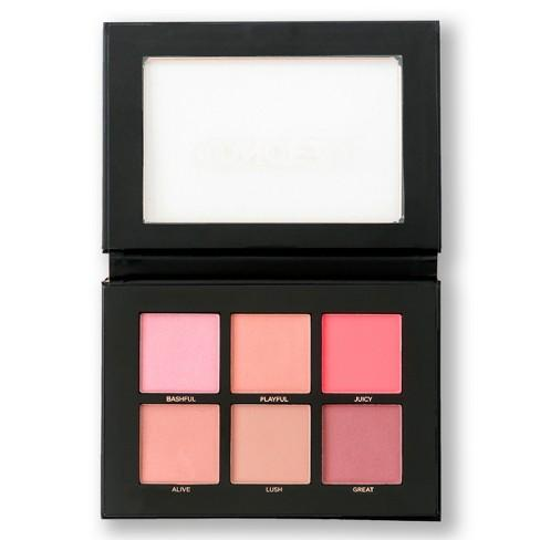 profusion cosmetics studio blush palette 2