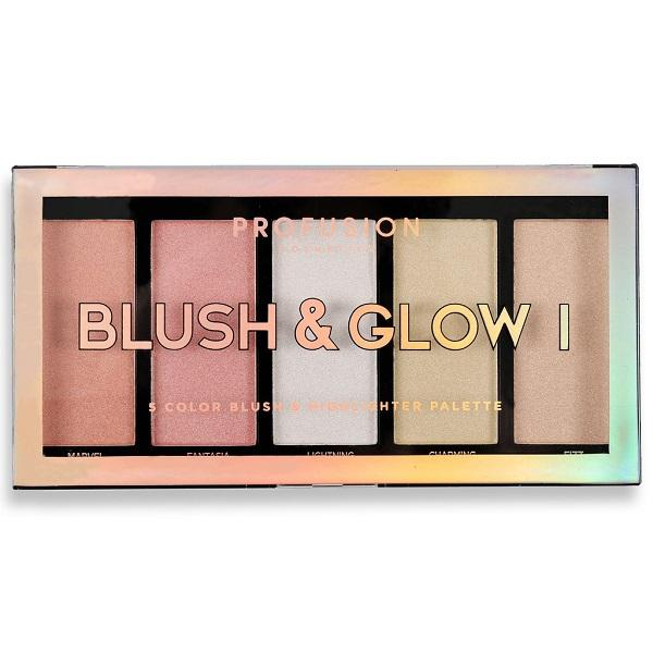 Profusion Cosmetics Blush & Glow I