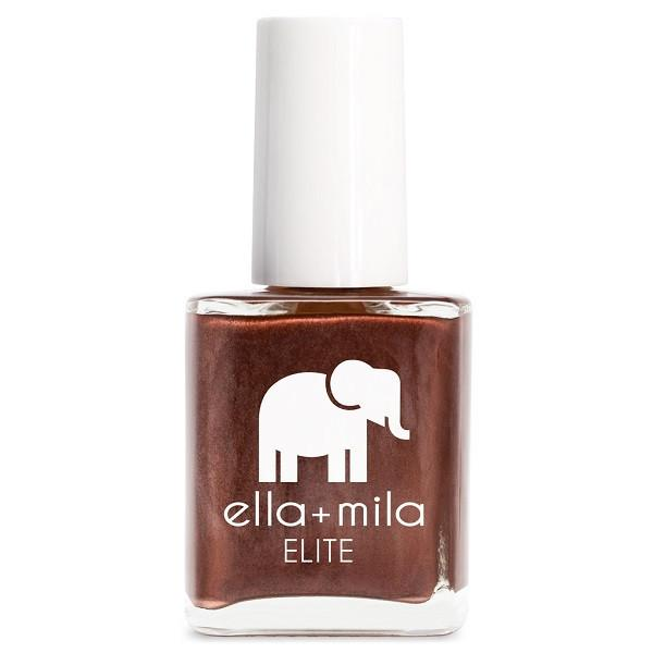 rose-ay all day - ella+mila - nail polish