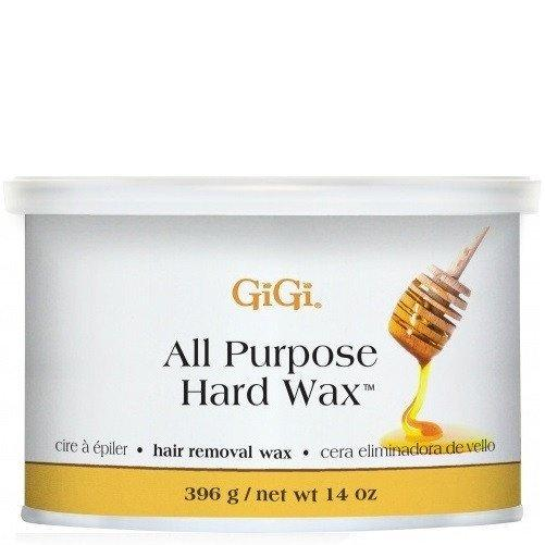 all purpose hard wax - gigi - skincare & body