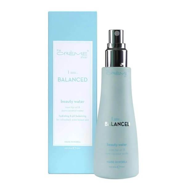 "The Creme Shop ""I am BALANCED"" Beauty Water"