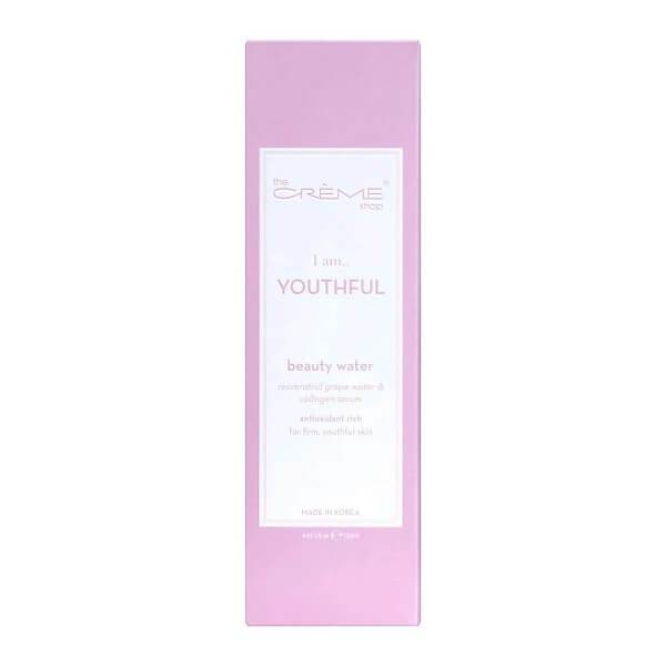 "The Creme Shop ""I am YOUTHFUL"" Beauty Water"