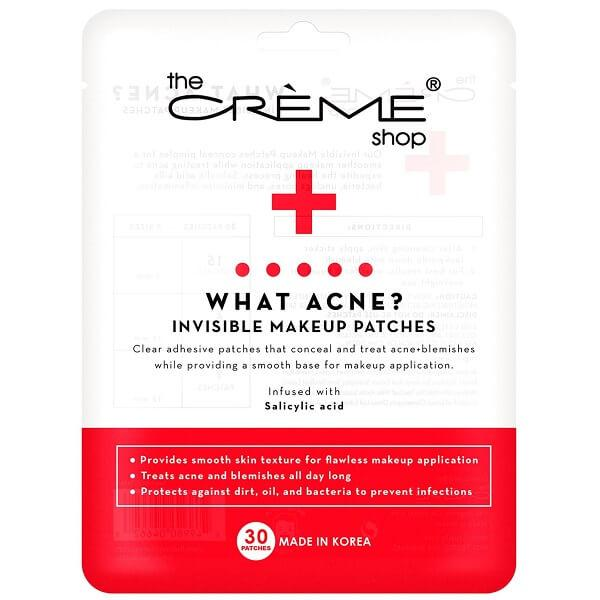 The Creme Shop What Acne? - Invisible Makeup Patches