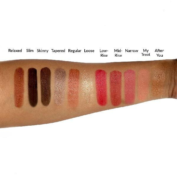 theBalm The Total Package Denim (Boyfriend Material) Swatch