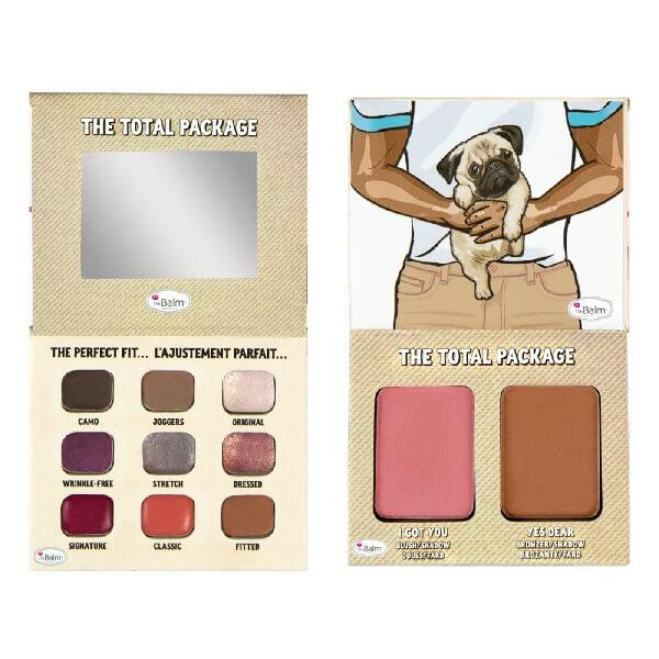 theBalm The Total Package Khaki (I Love My Girlfriend)