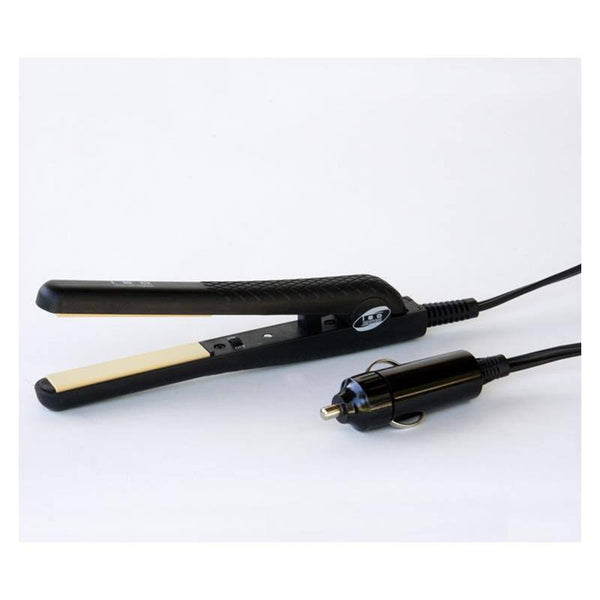 mini light 1/2 inch ceramic ionic straightener - iso - tools