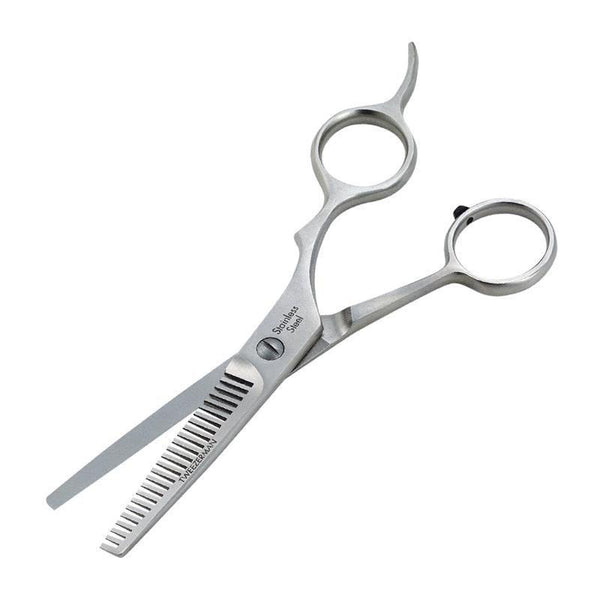 stainless 2000 thinning shears - tweezerman - tools