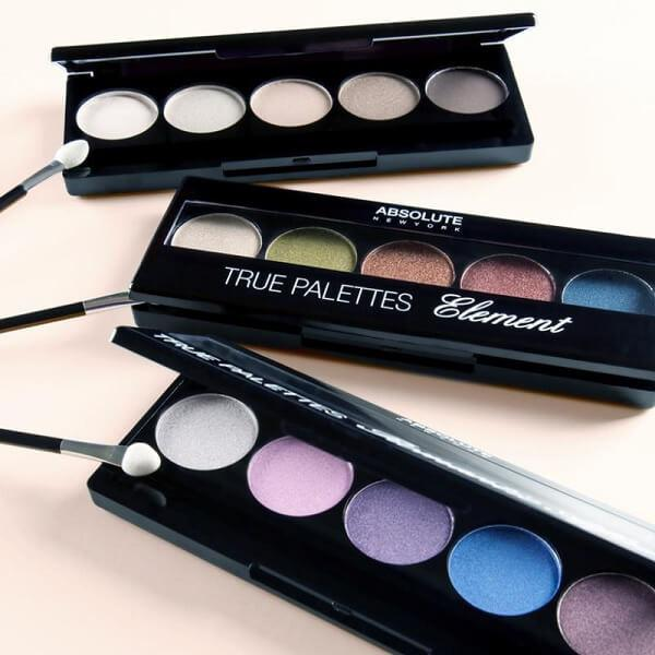 True Palettes - Absolute New York - Eye Shadow