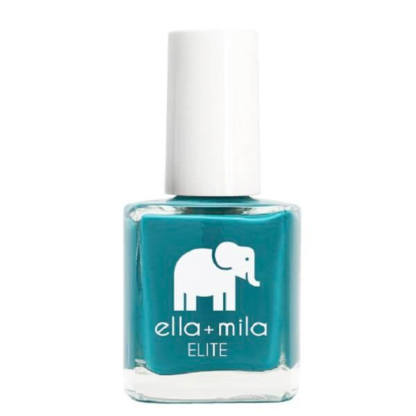 under the sea  - ella+mila - nail polish