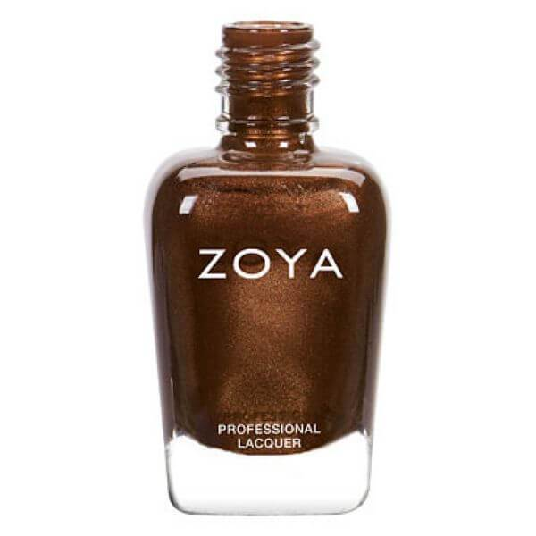 Cinnamon Nail Polish By Zoya