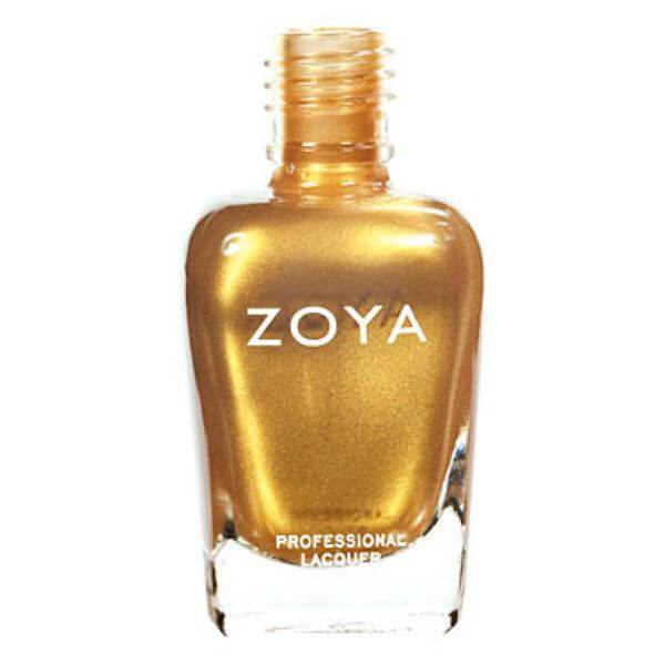 Goldie Nail Polish By Zoya