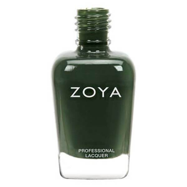 Hunter Nail Polish By Zoya