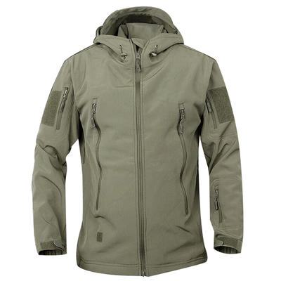 ★ Water-Resistant ★ Military Tactical Jacket - SocialVIP