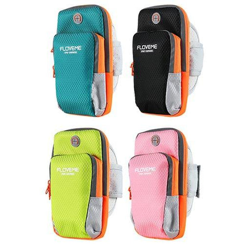 "★ Running/Cycling/Sports ★ Arm Bag For Phone Up To 6.0"" - SocialVIP"