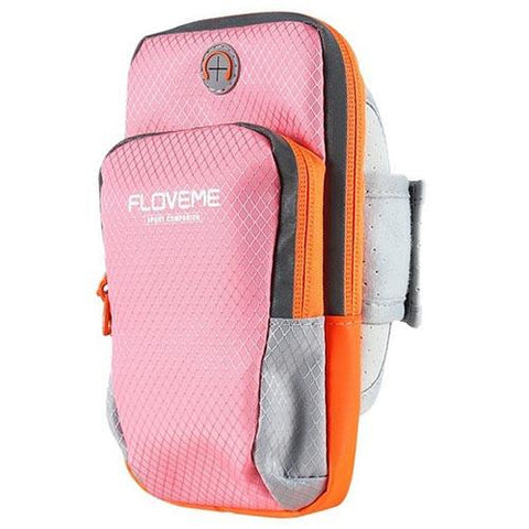 ★ Running/Cycling/Sports ★ Arm Bag For Phone Up To 6.0""