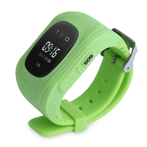★ Smart Watch GPS Tracker ★ For Kids