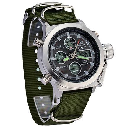★ High Quality ★ Military Style Watch