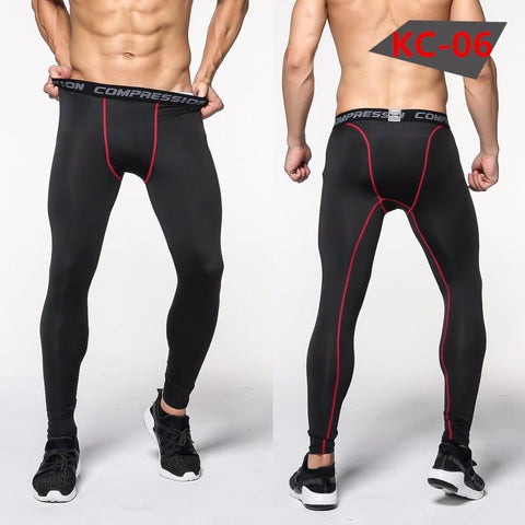 ★ Men's ★ Compression Fitness Pants
