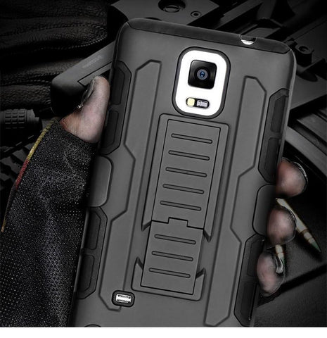 ★ Hybrid ★ Military Armor Phone Case Samsung S6/S6 Edge S7/S7 Edge S8/S8 Plus