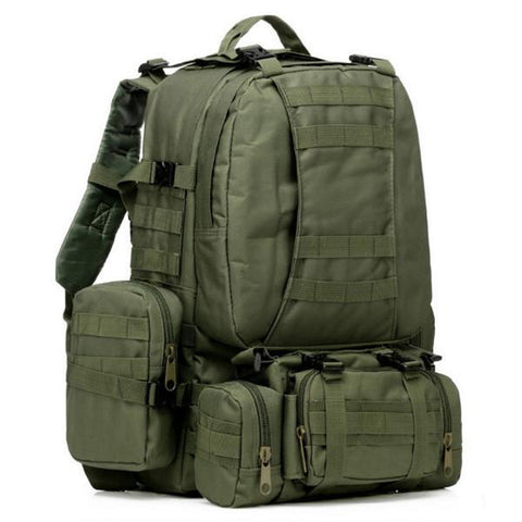 Army - ★ Large ★ Military Tactical Backpack