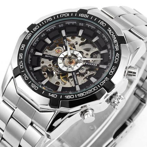 Men-Accesories - ★ Winner ★ Deluxe Mechanical Watch