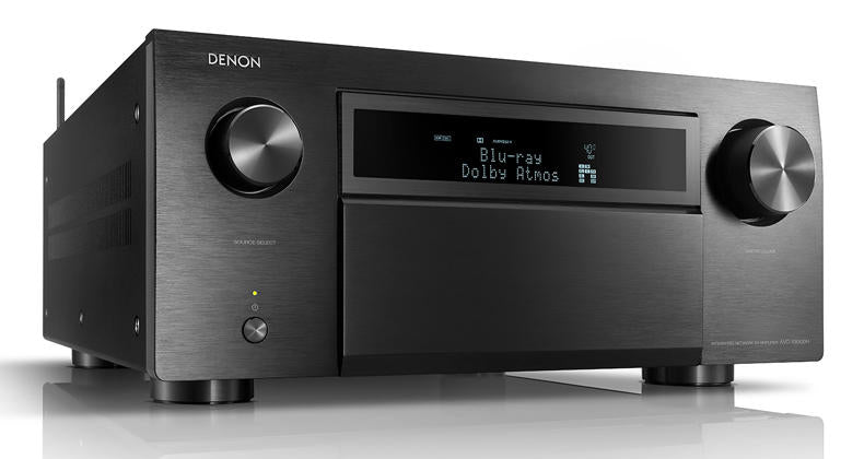 Denon AVC-X8500H receiver - Worlds first 13 channel receiver