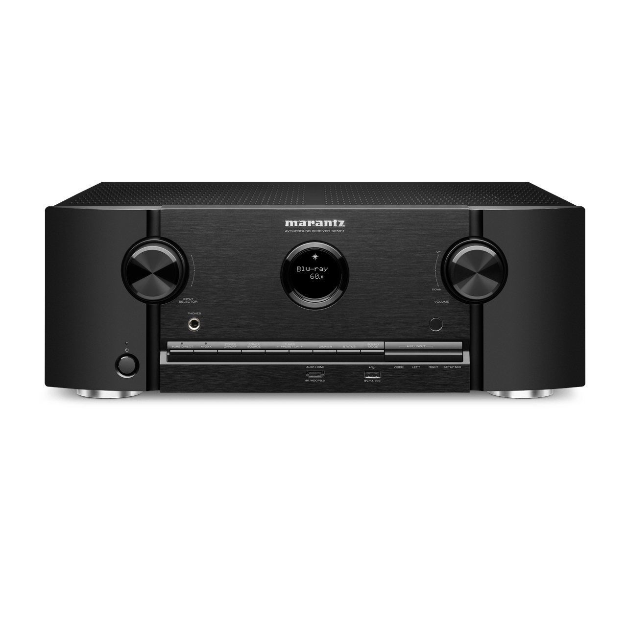 MARANTZ SR5013 NETWORK AV RECEIVER WITH WI-FI AND BLUETOOTH