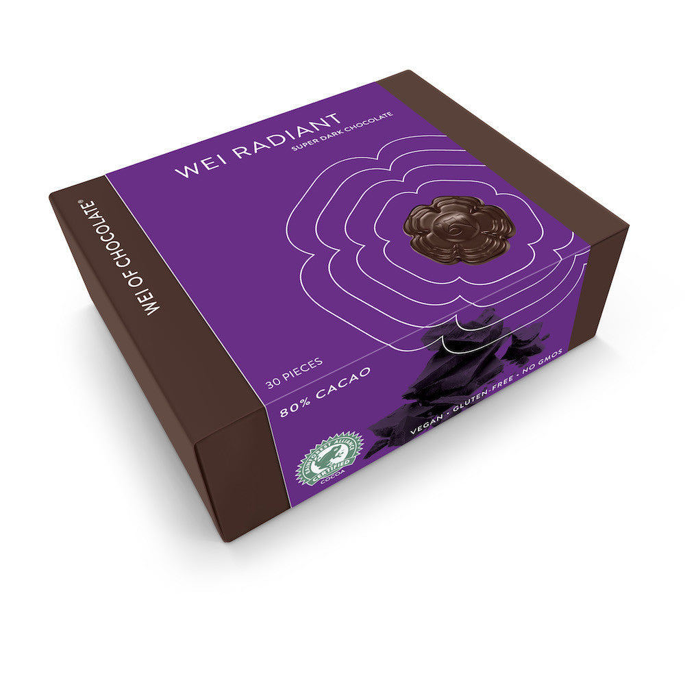 Wei Radiant Dark Chocolate