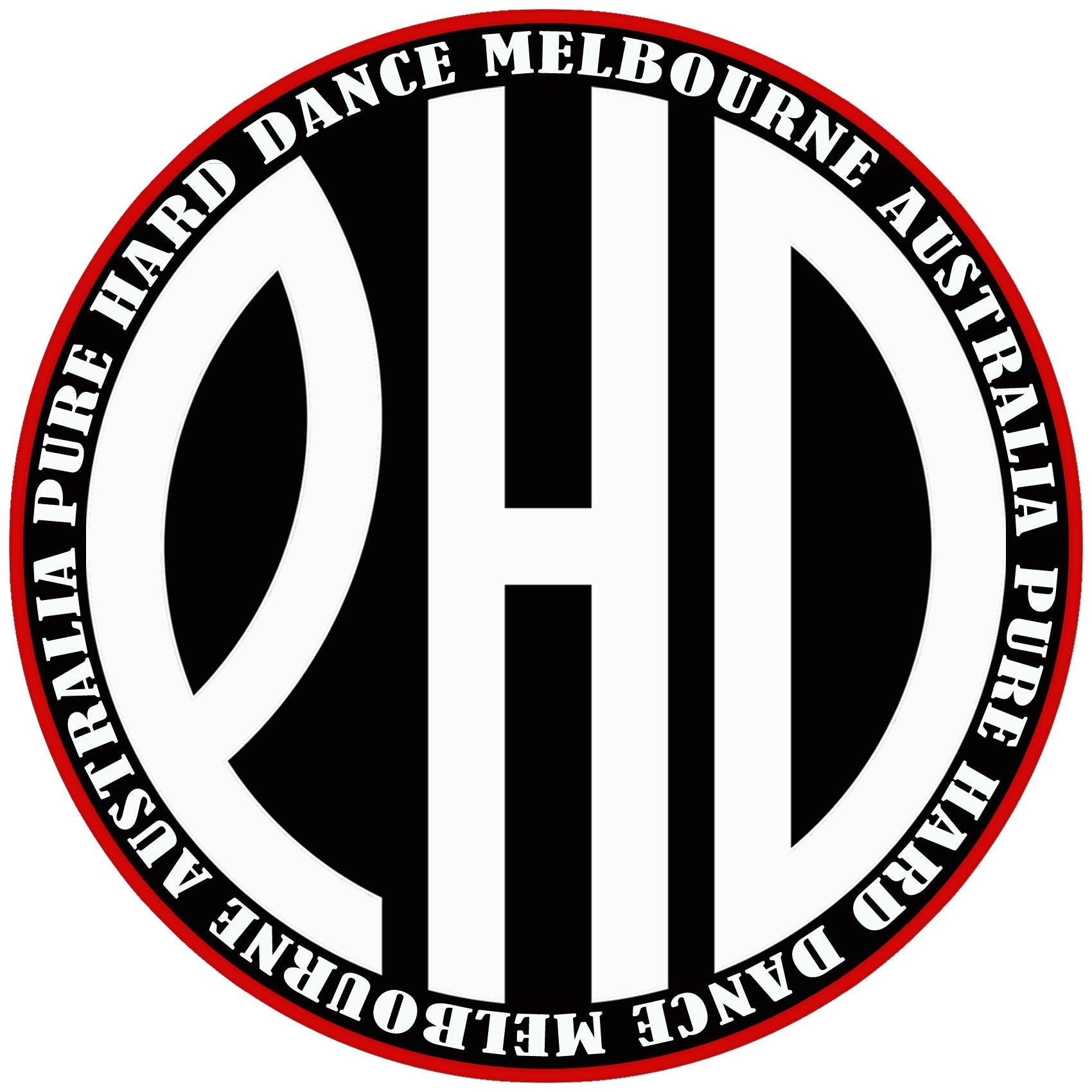 Pure Hard Dance Logo
