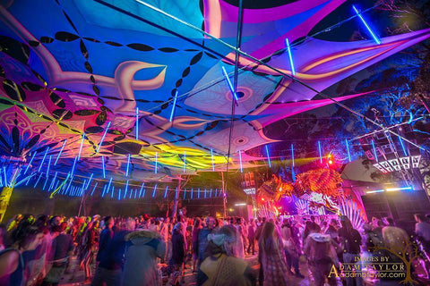Rainbow Serpent Festival Adam Taylor Photograpy